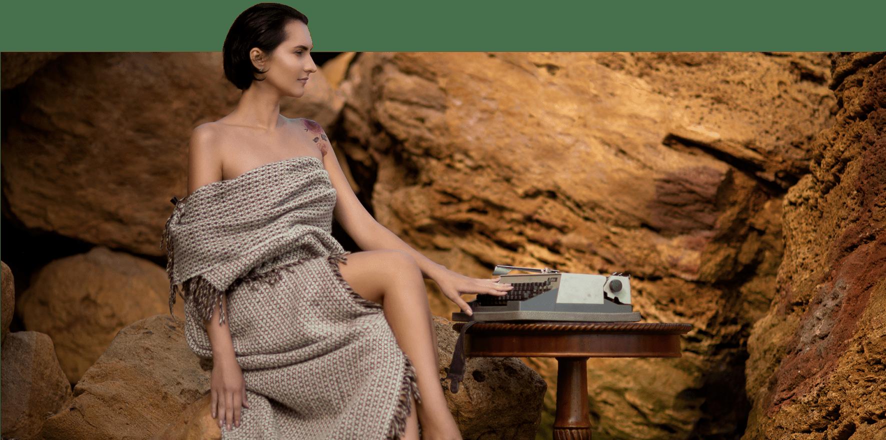автор журнала Folga посетила нудистский пляж