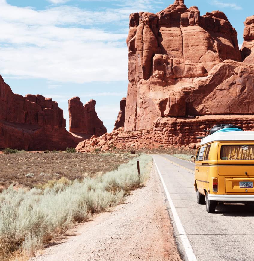 Путешествие автостопом фото