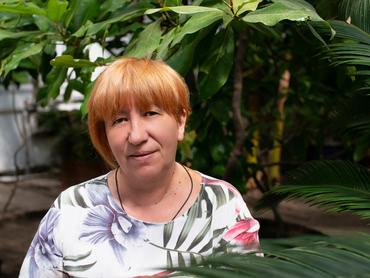 Экскурсия в Одесском ботаническом саду фото