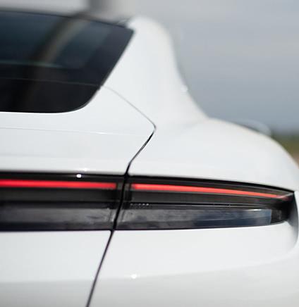 Габариты Porsche фото