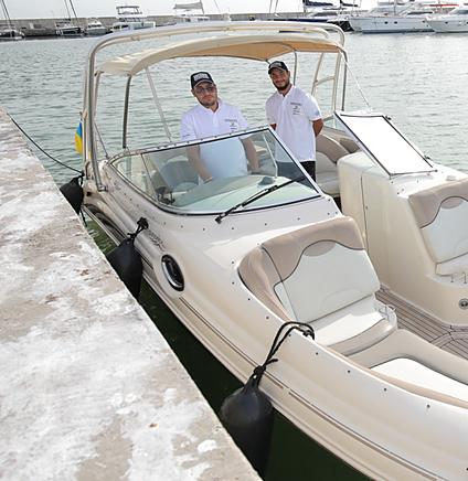 Regent Yachts Одесса