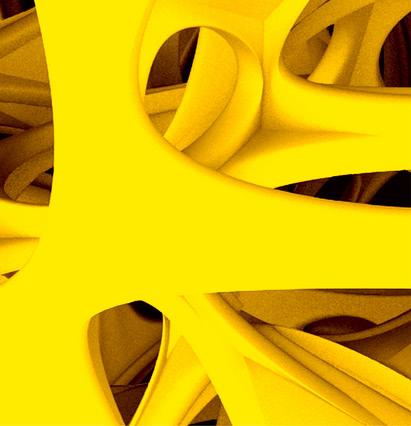 Желтая геометрия