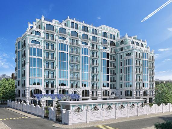 Клубный дом Biarritz