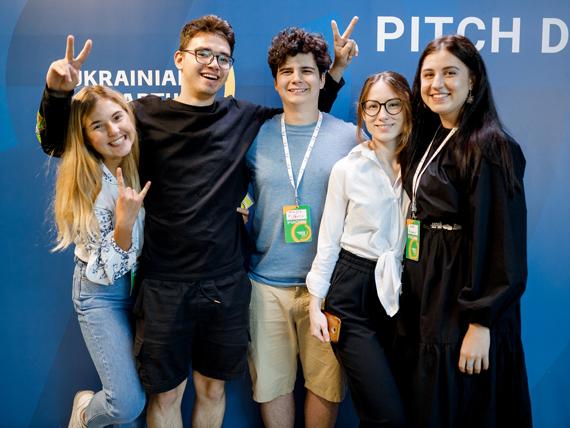 Кто работает в Украинском фонде стартапов