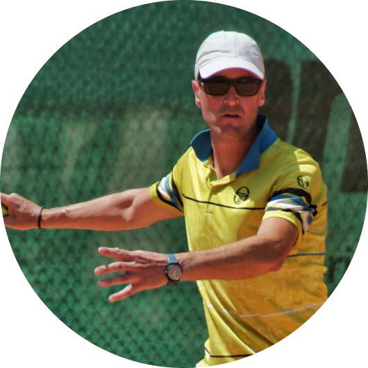 Соручан, соучредитель Черноморской академии тенниса