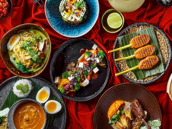 Съемка меню и блюд ресторанов