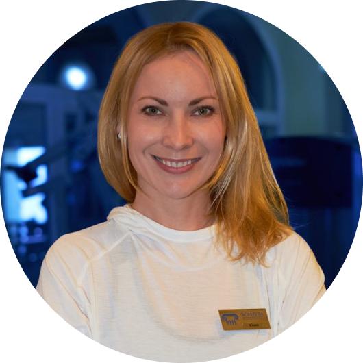 Юлия Белова фитнес-тренер