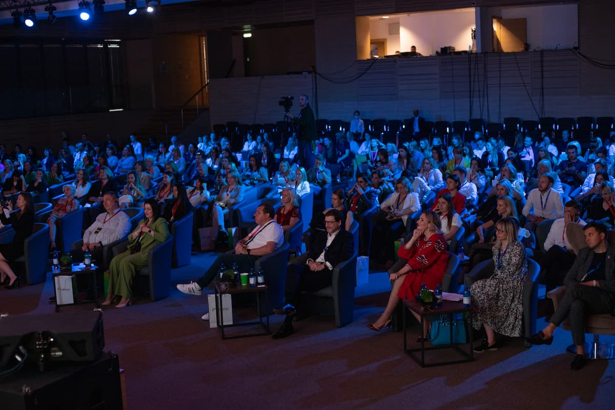 International Hospitality Conference 2021 зрители