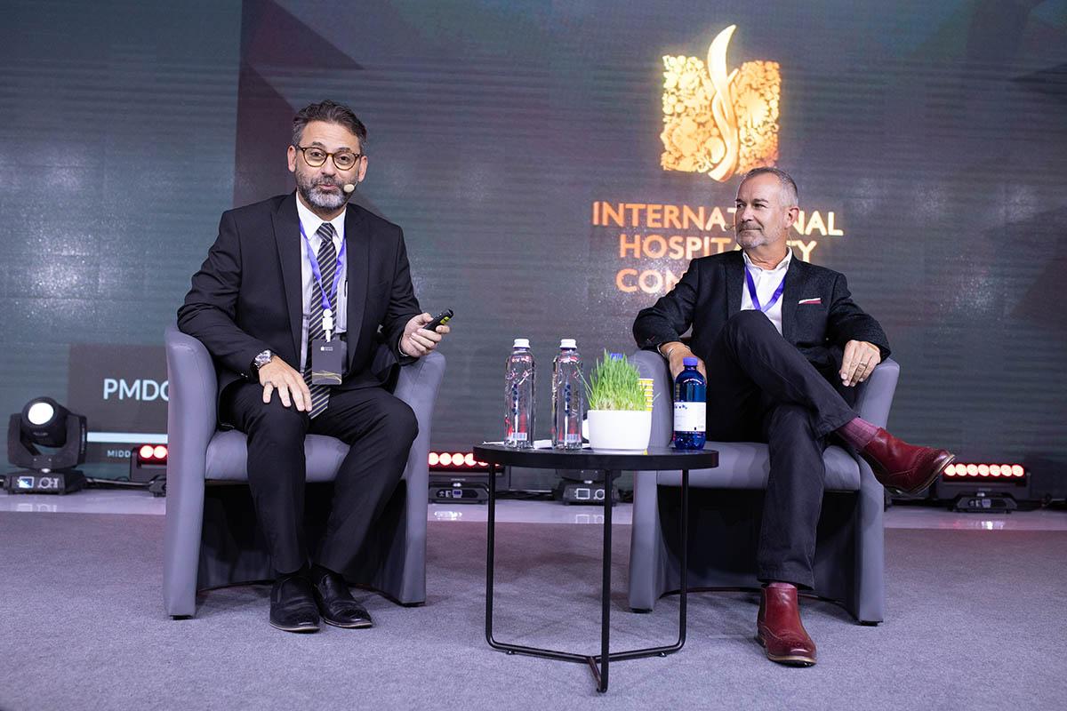 Джейсон Эддисон спикер International Hospitality Conference