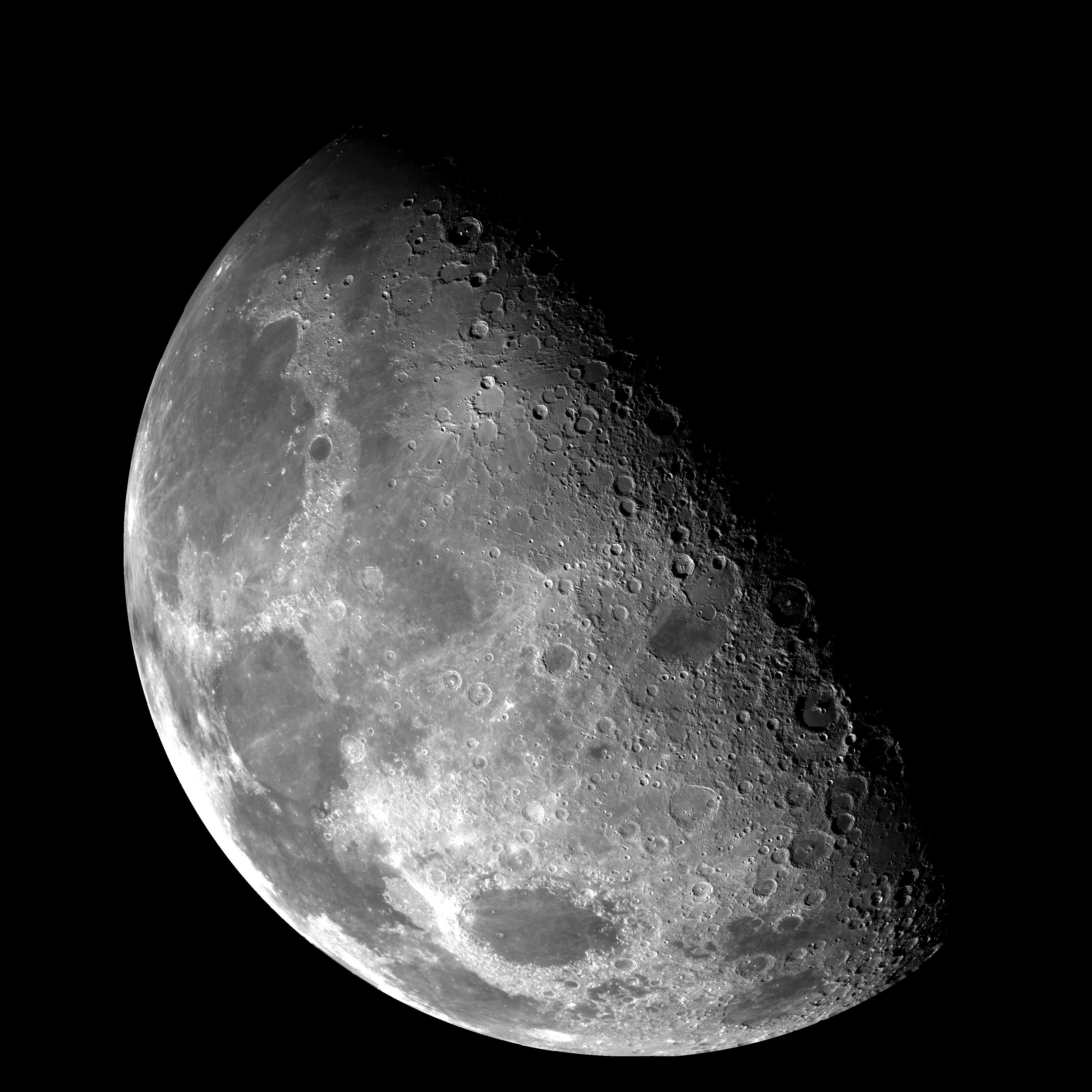 NASA Луна