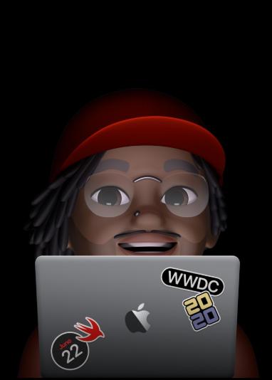 Афиша Apple WWDC20