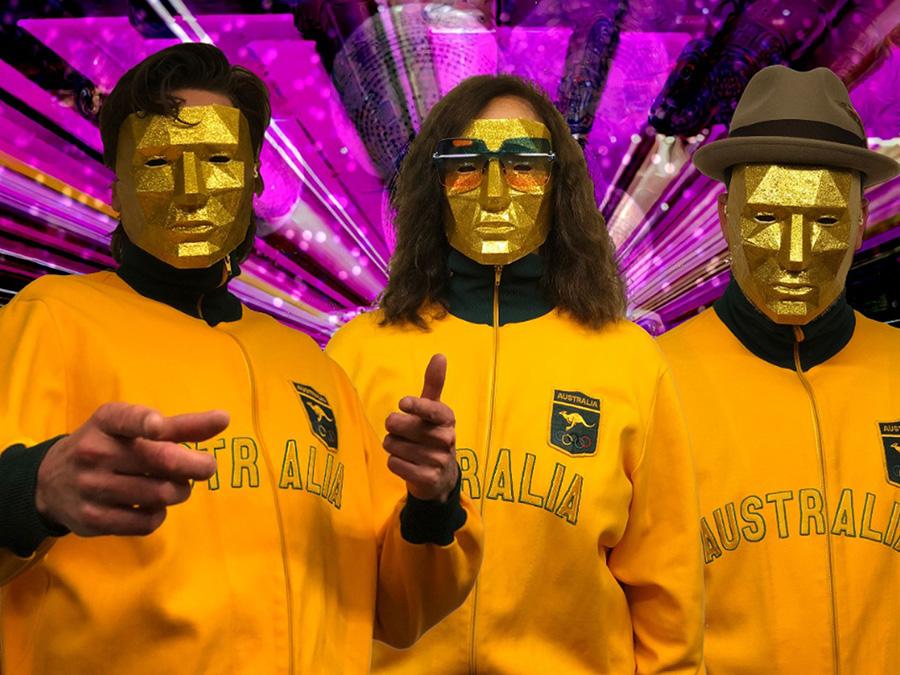 AI Eurovision фото участников