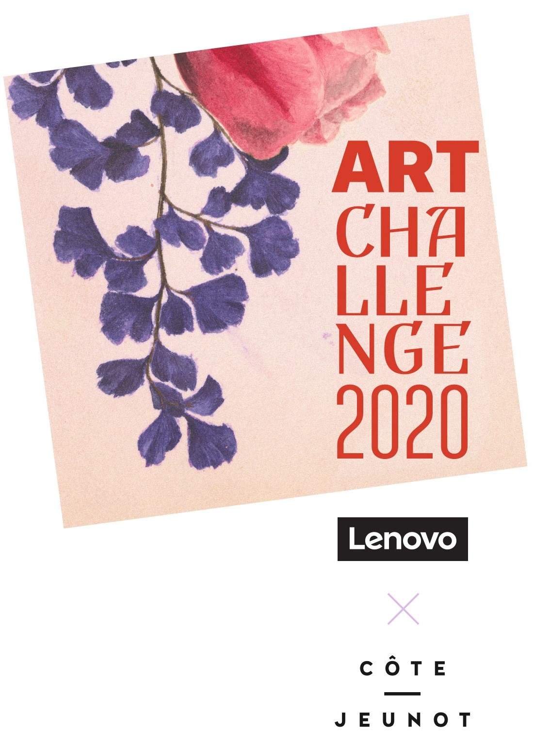 Lenovo и Côte & Jeunot Art Challenge 2020