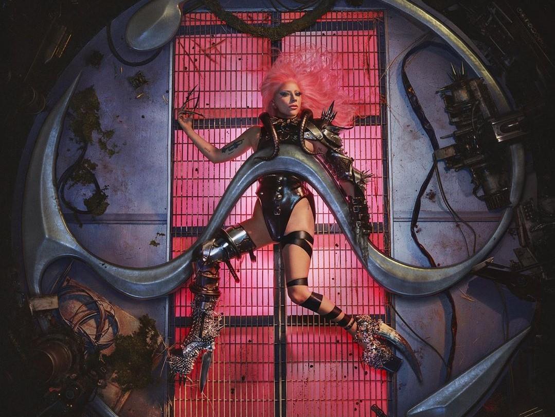 Леди Гага альбом Chromatica