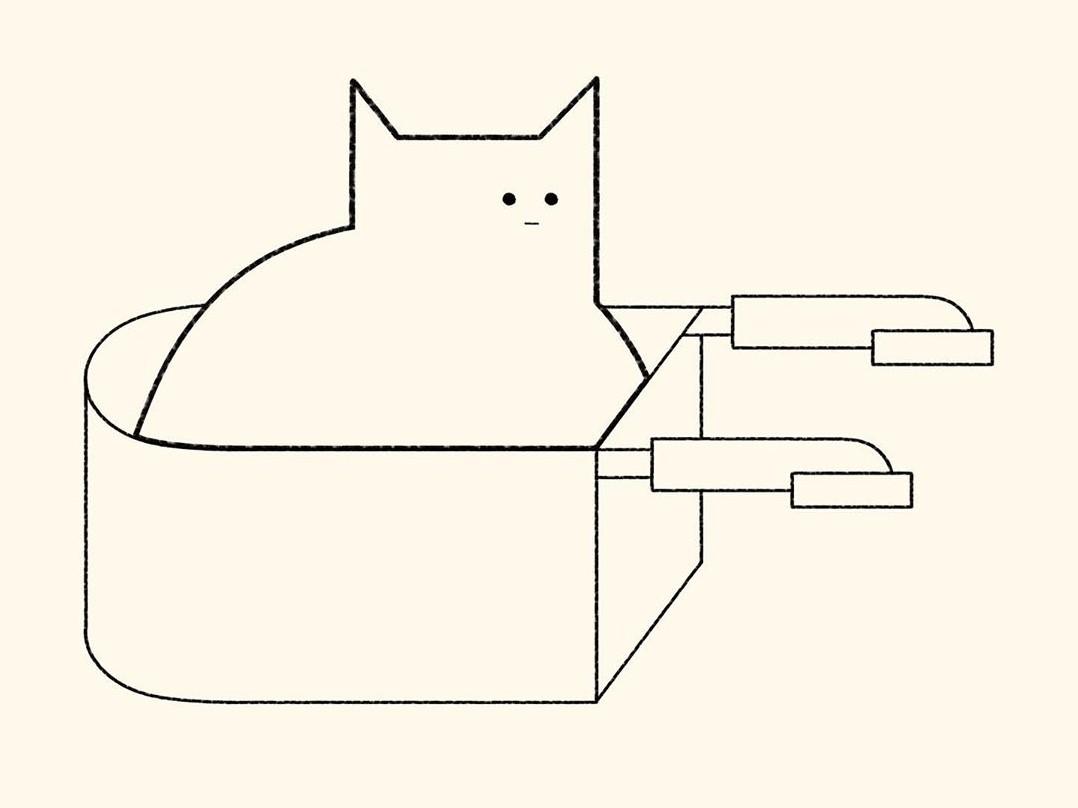 Кот dailypurr