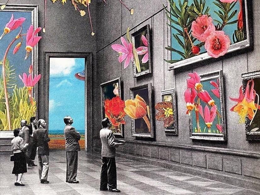 «Art + Flowers»