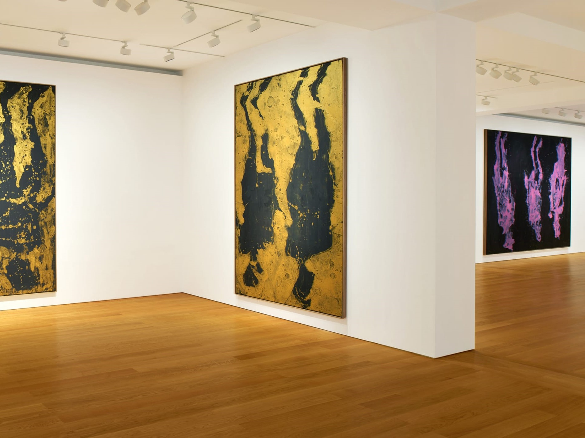 Картины Георга Базелица выставка