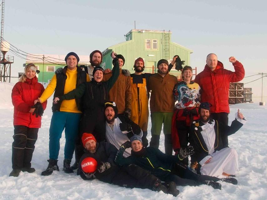 Фото полярники турнир 1