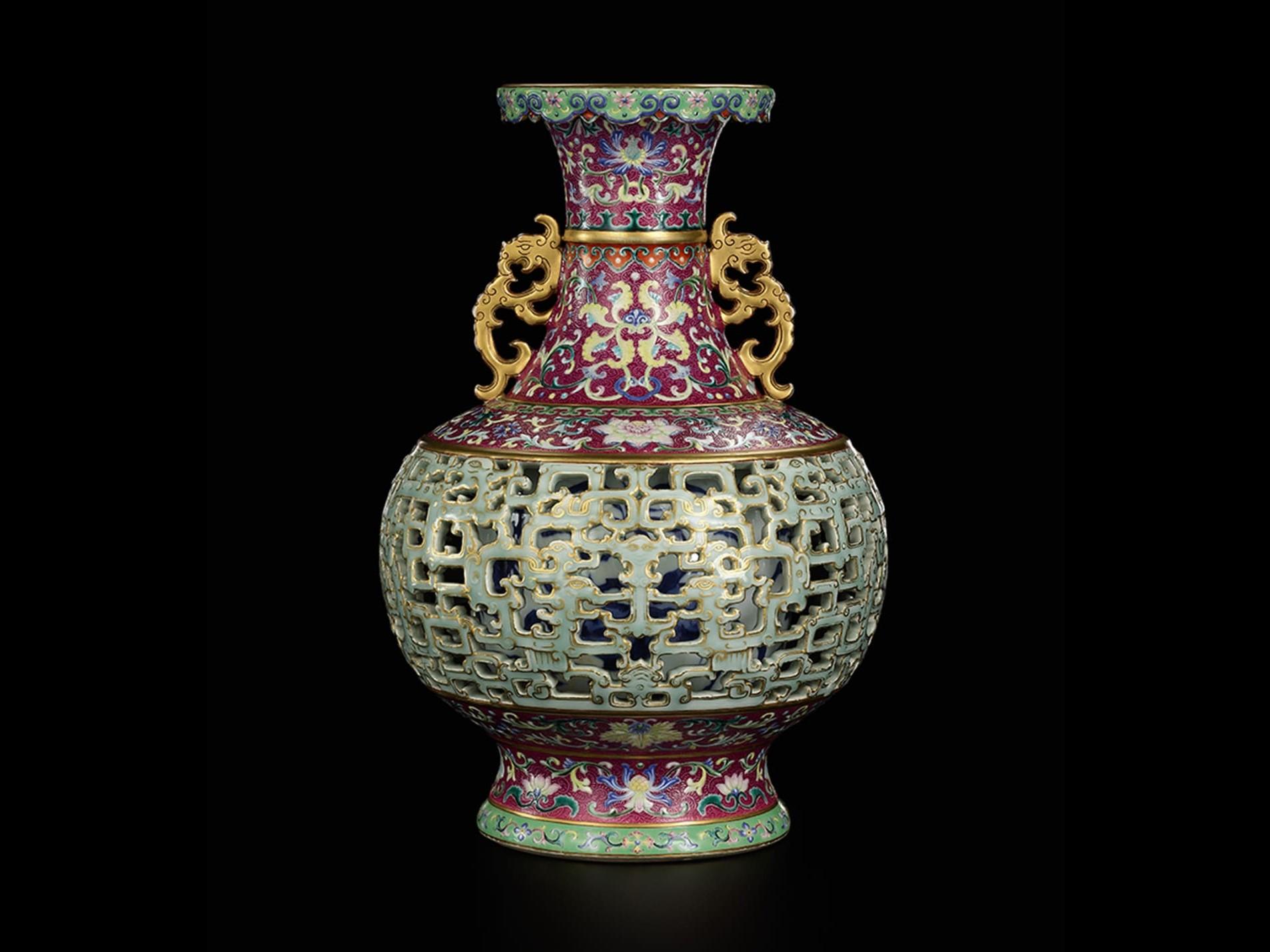 Фото китайская ваза