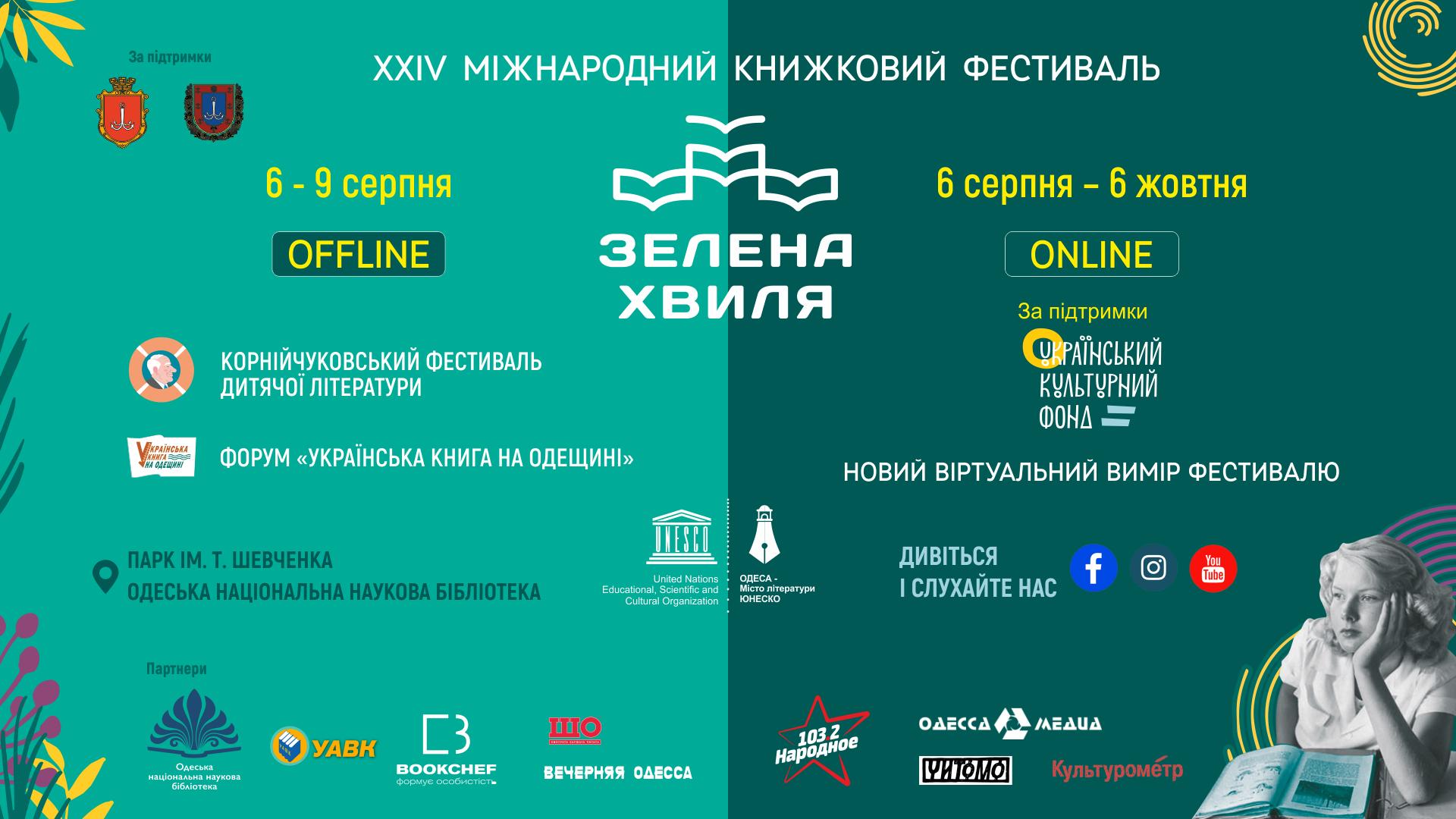 «Зеленая волна» фестиваль программа