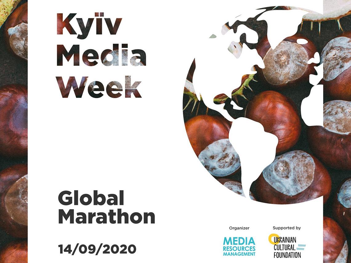 KYЇV MEDIA WEEK Global Marathon