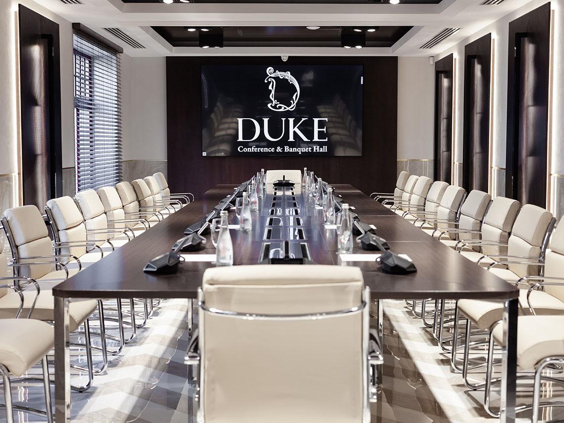 Обложка Duke Conference