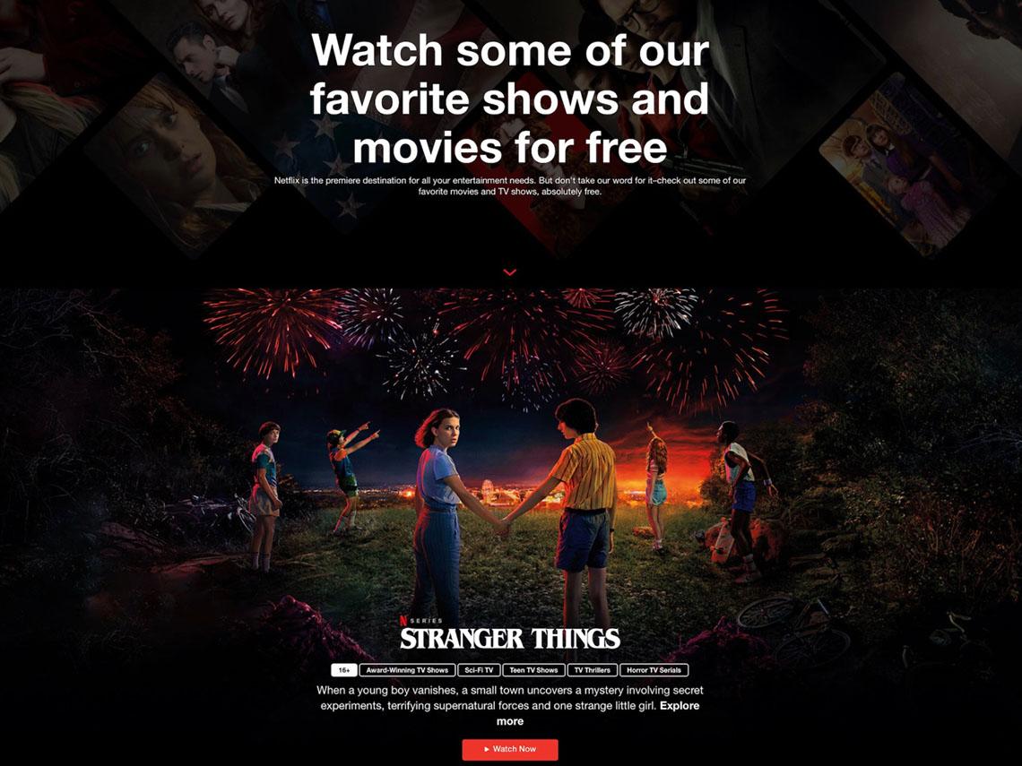 Фильмы Netflix