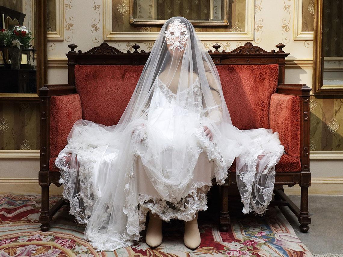 Марина Абрамович платье