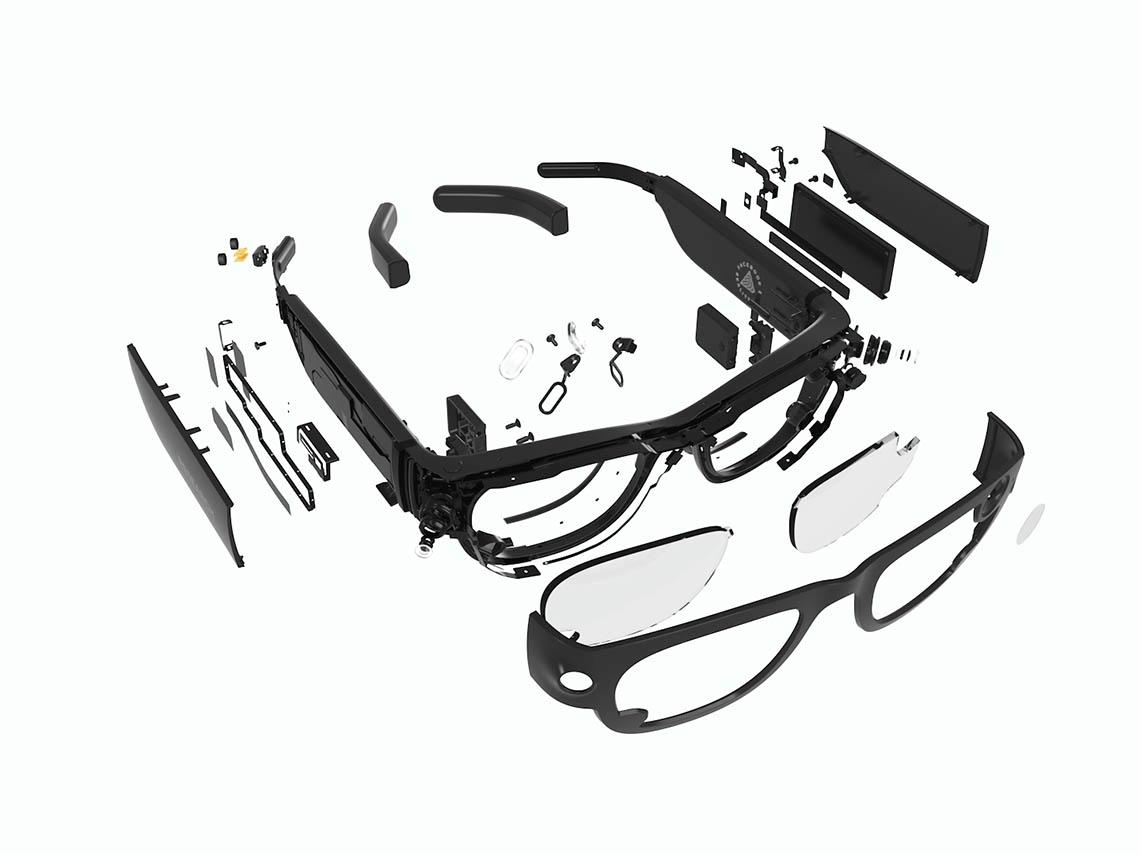 Project Aria очки