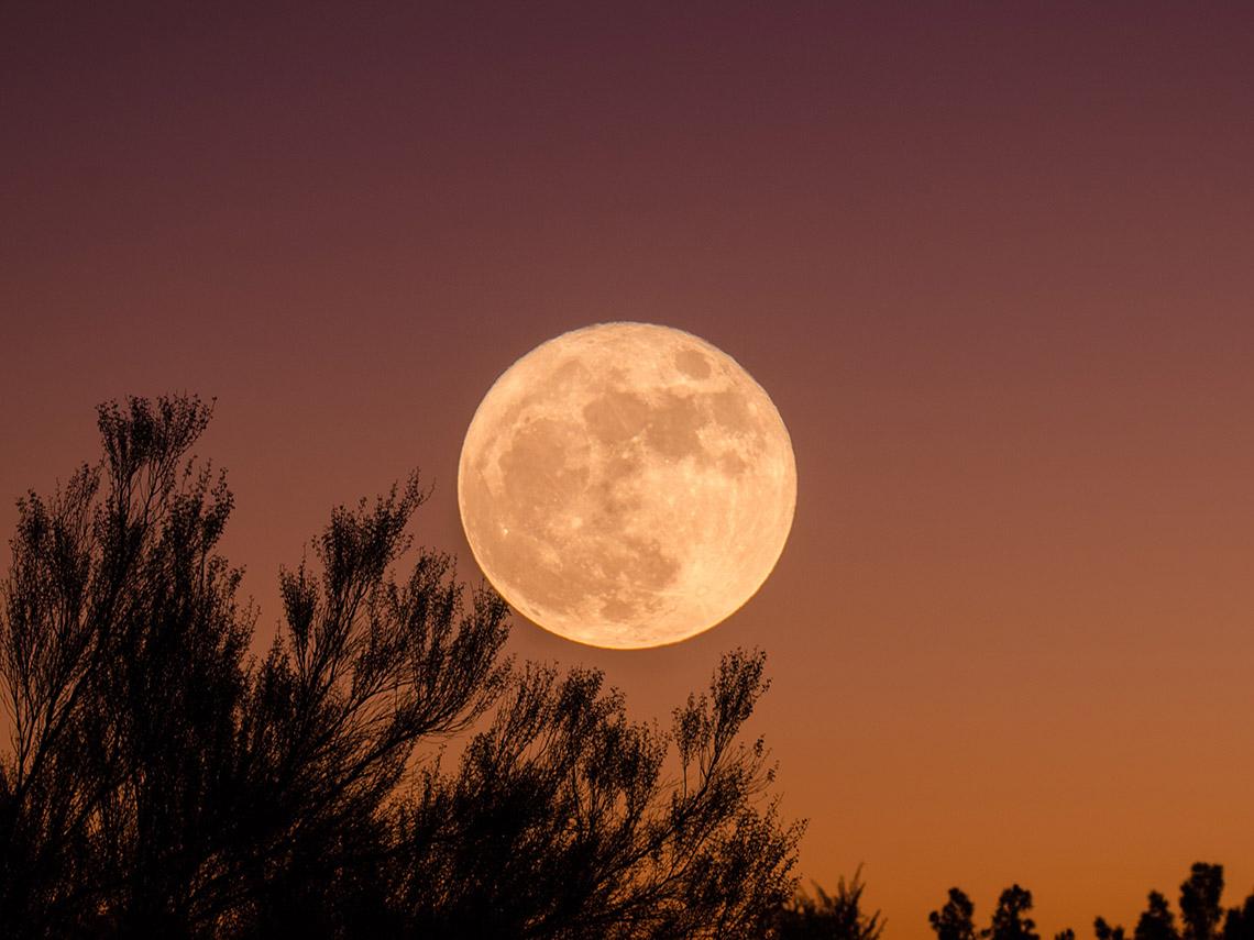 Большая Луна фото