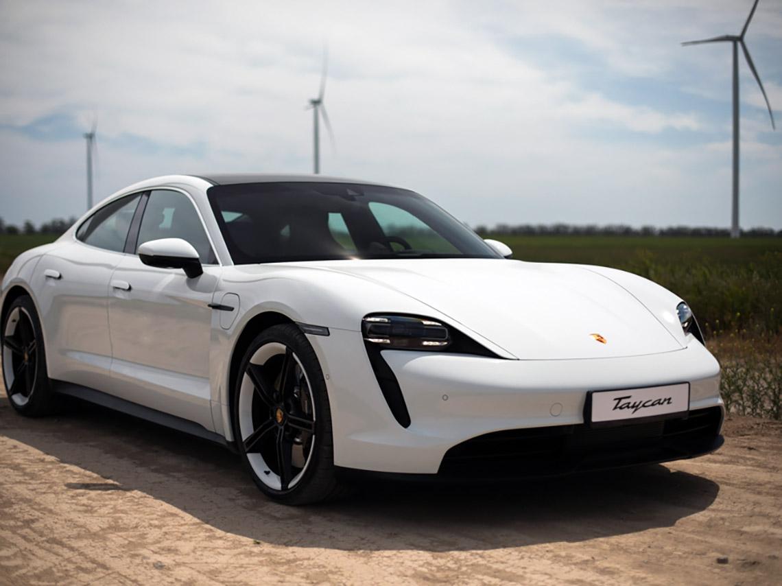 Porsche фото