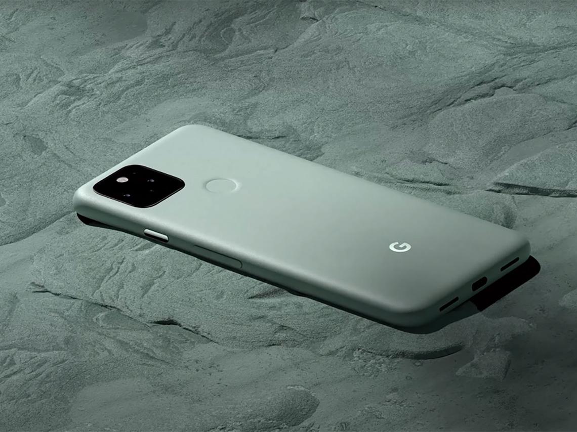Pixel 5 смартфон