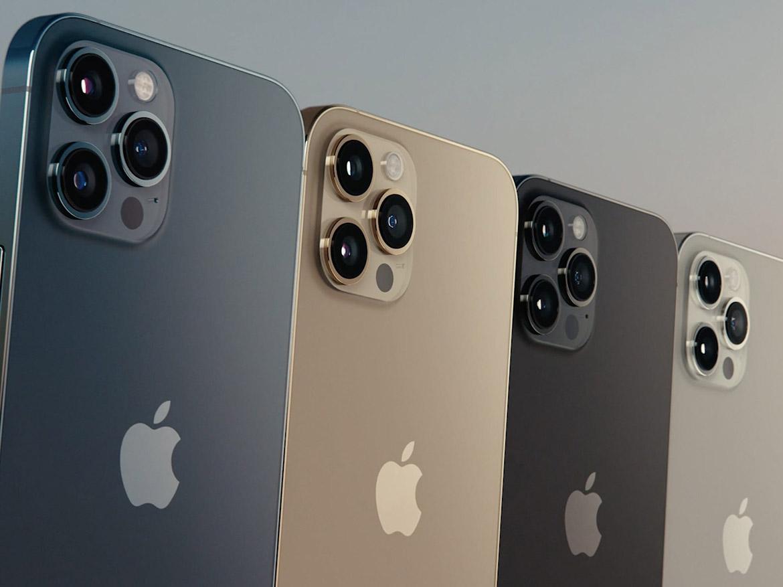 Новые смартфоны Apple рендер