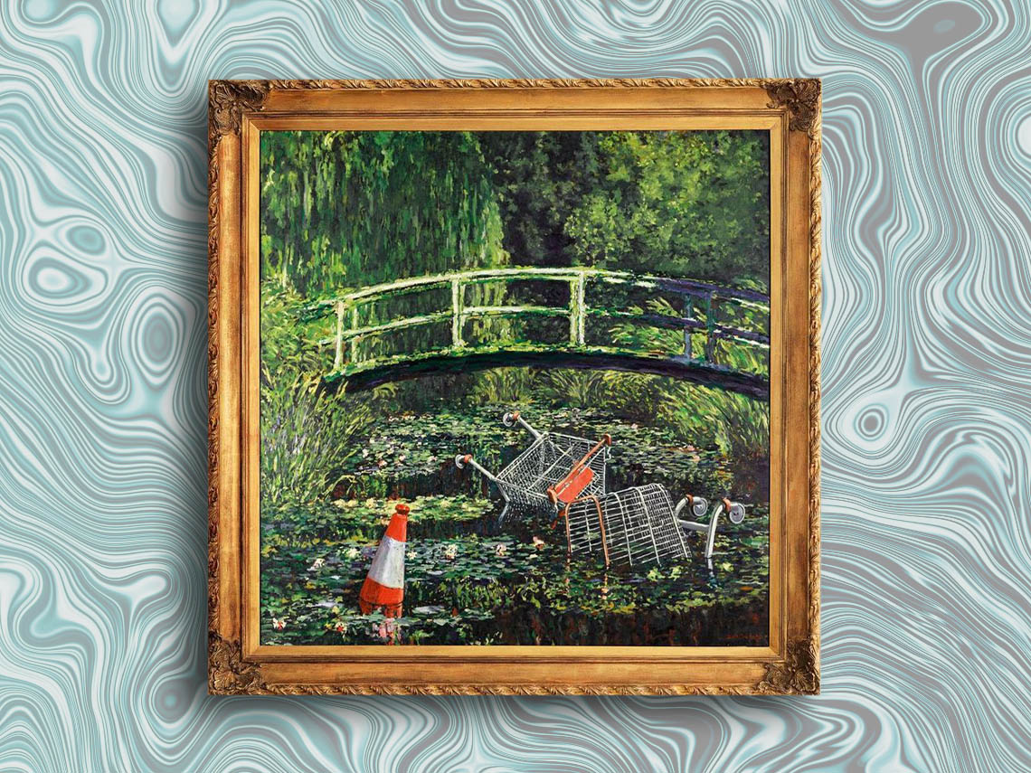 Show Me The Monet фото