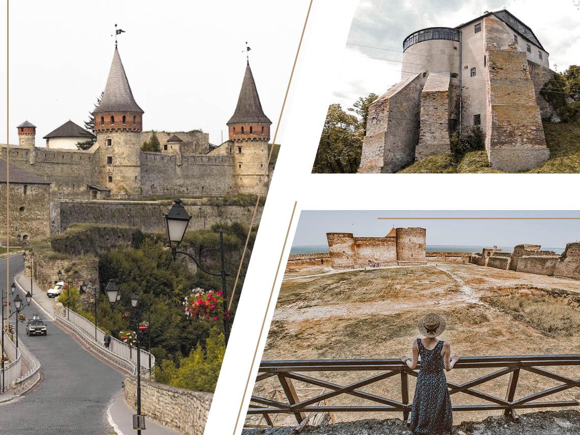 Замки и крепости Власенко фото