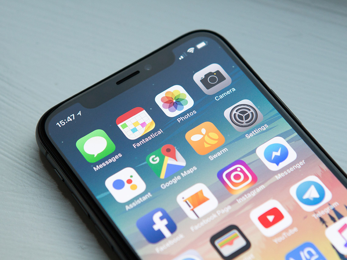 Смартфон иконки приложений