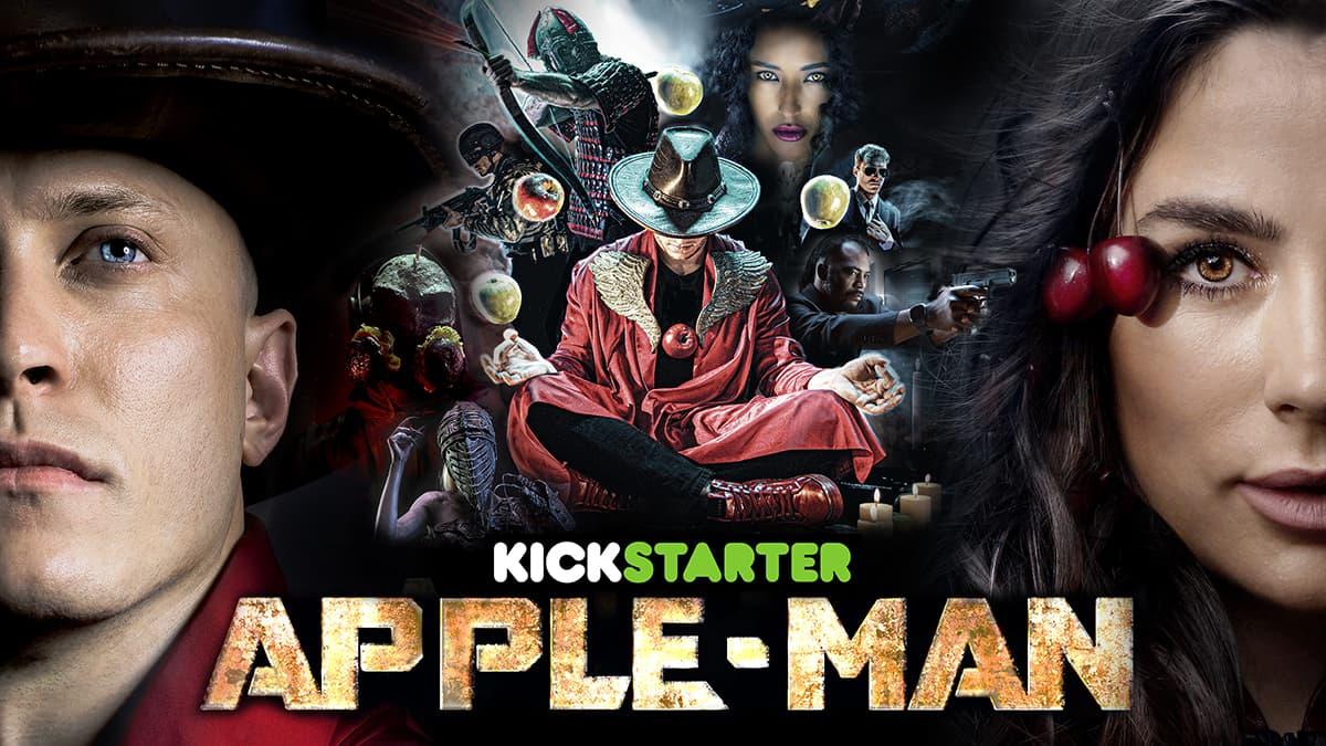 Apple-Man фото