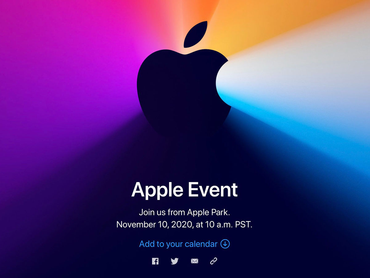 Apple Event фото