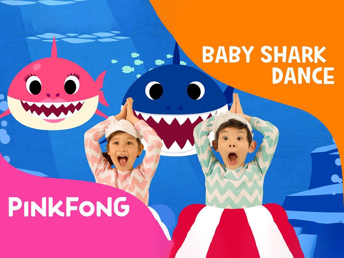 Baby Shark песня