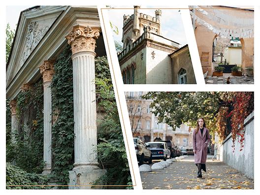 лучшие локации для осенней фотосессии в Одессе