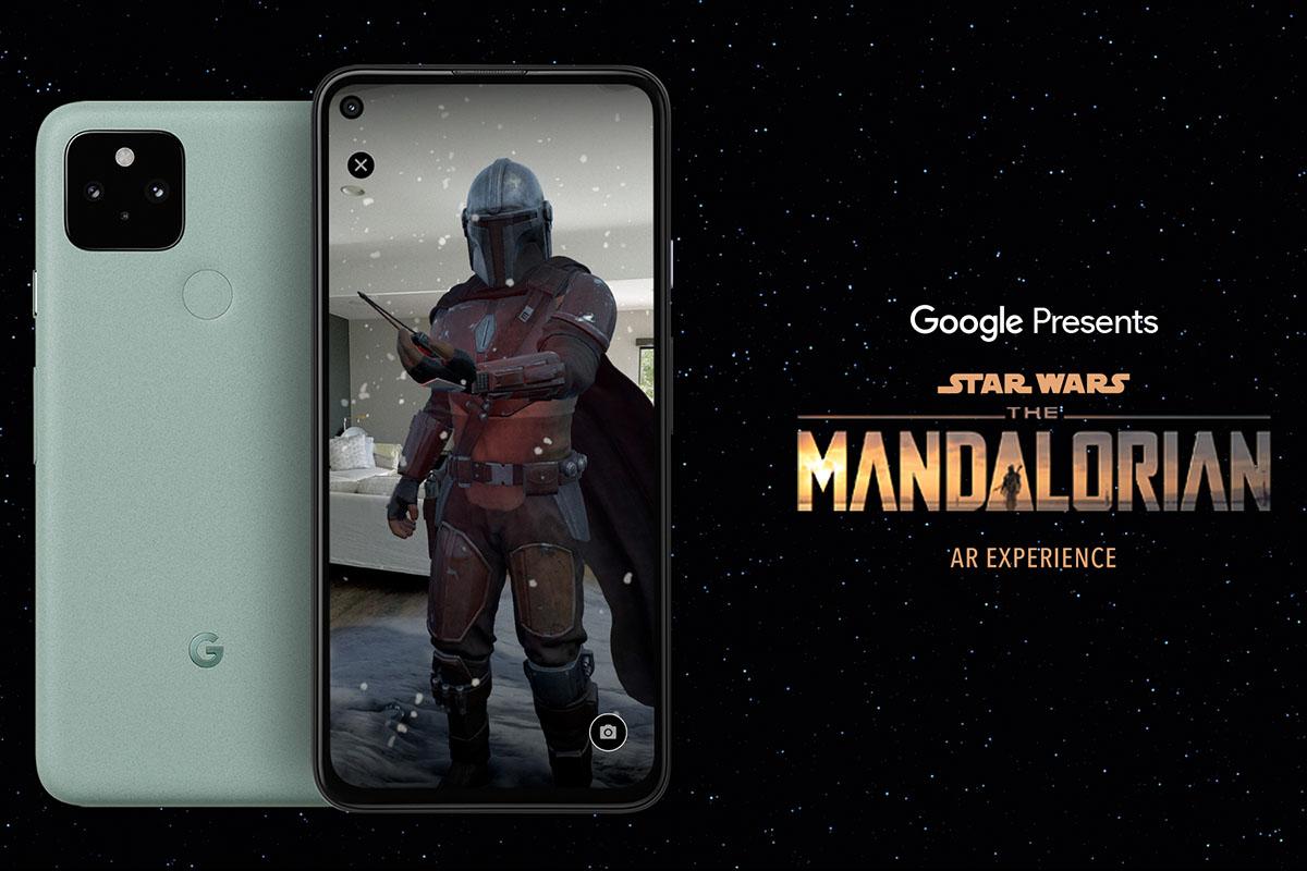 Google и Lucasfilm приложение