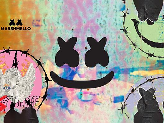 Adobe и Marshmello конкурс арт
