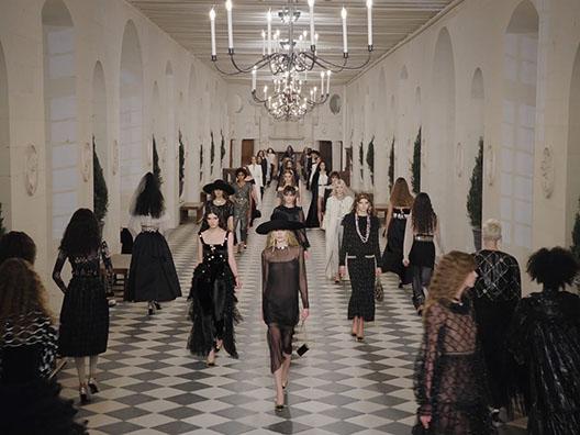 Chanel Métiers d'art показ 3 декабря