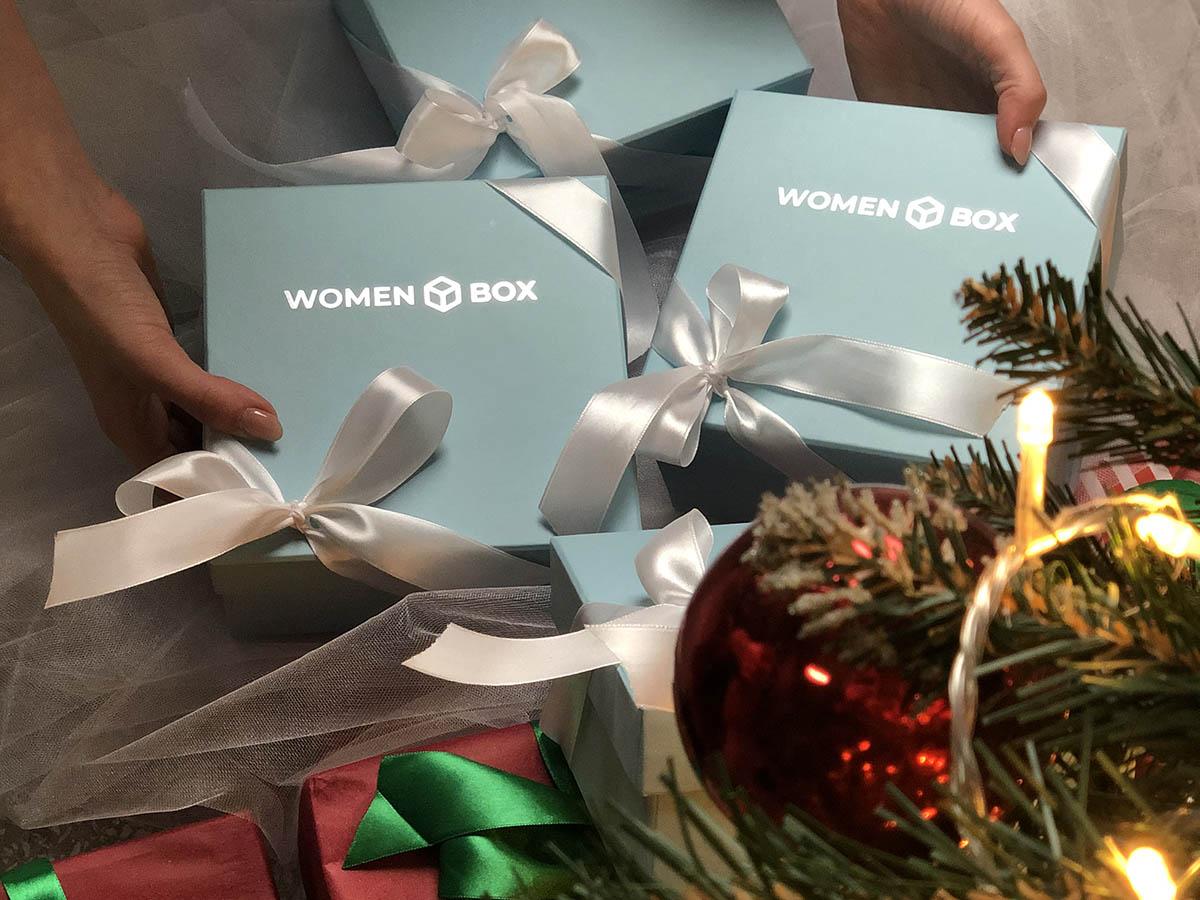 Сезонные коробочки по подписке Women Box