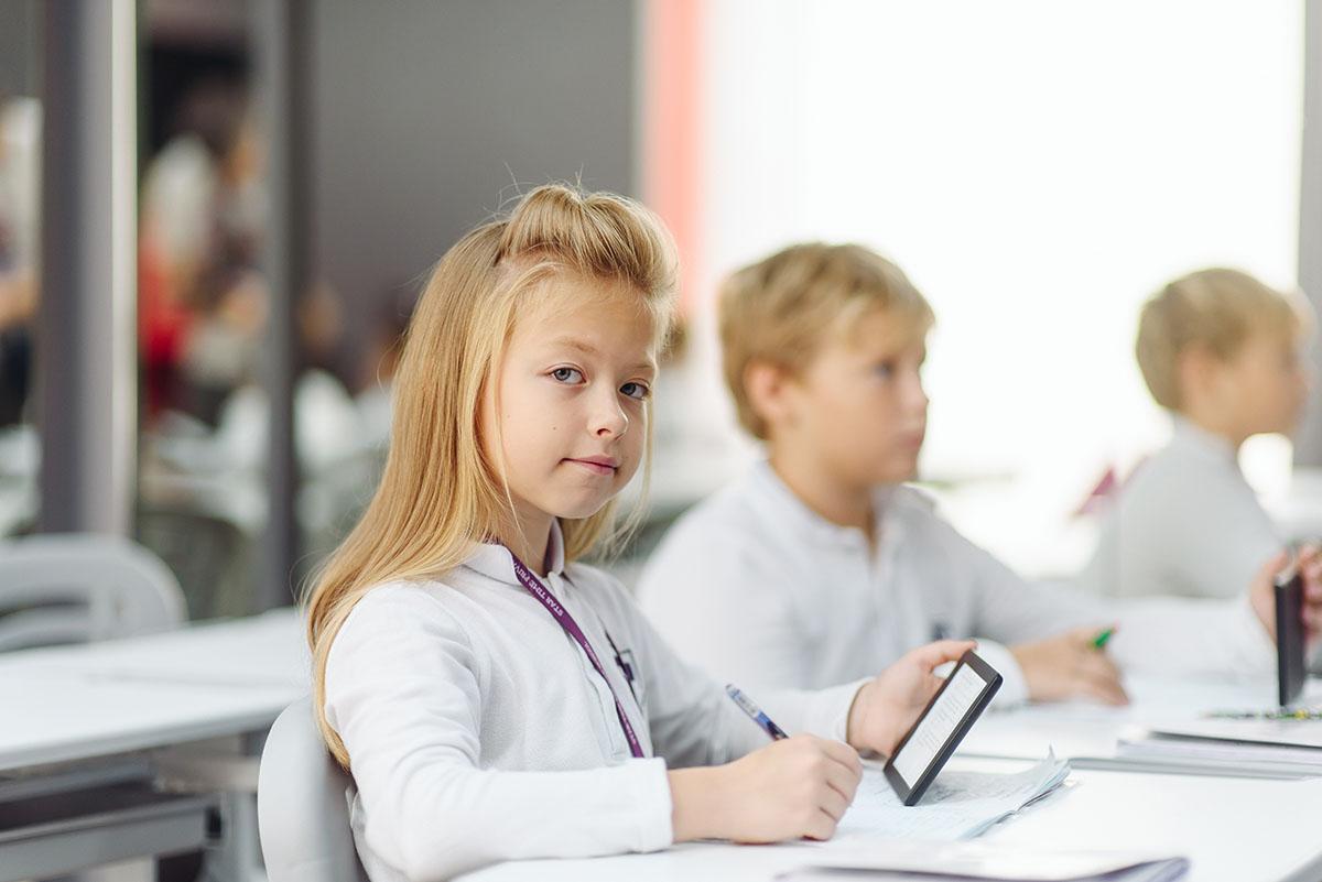 STAR TIME PRIVATE SCHOOL урок в школе