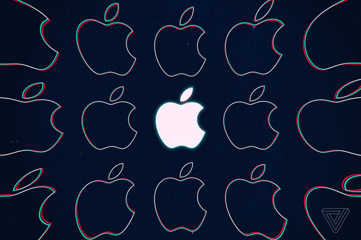 Логотип Apple иллюстрация