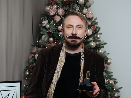 Богдан Зубченко парфюмер
