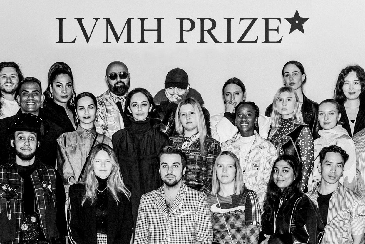 LVMH Prize участники