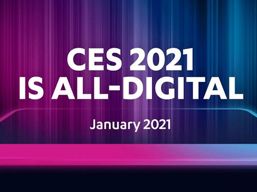 CES 2021 баннер