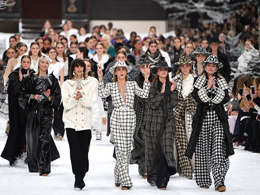 Paris Fashion Week Womenswear Fall/Winter 2019/2020